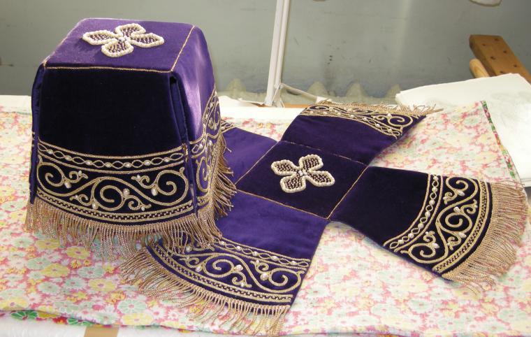 Воздухи и покровцы | Убрус - золотошвейная мастерская при подворье ...