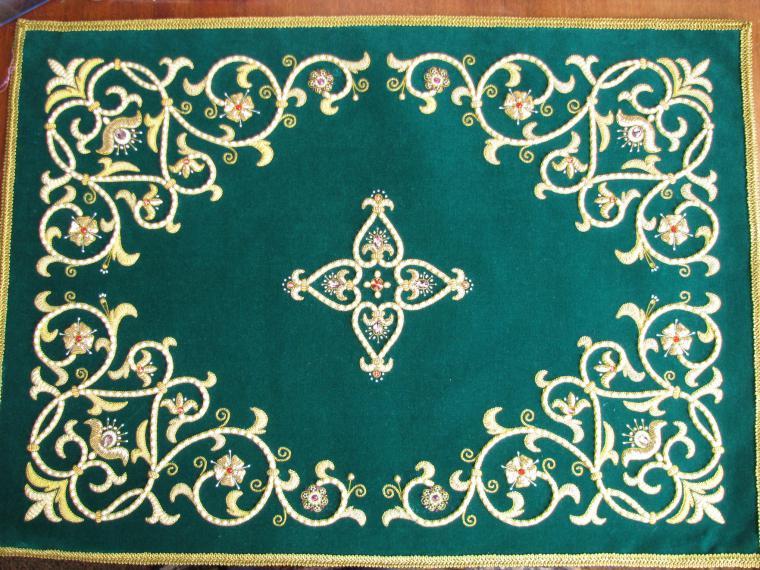 Схемы узоров и орнаментов Золотошвейная мастерская «Убрус»