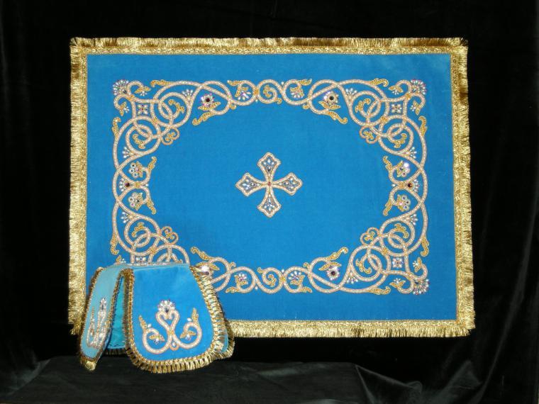 Покровцы и воздухи | Убрус - золотошвейная мастерская при подворье ...