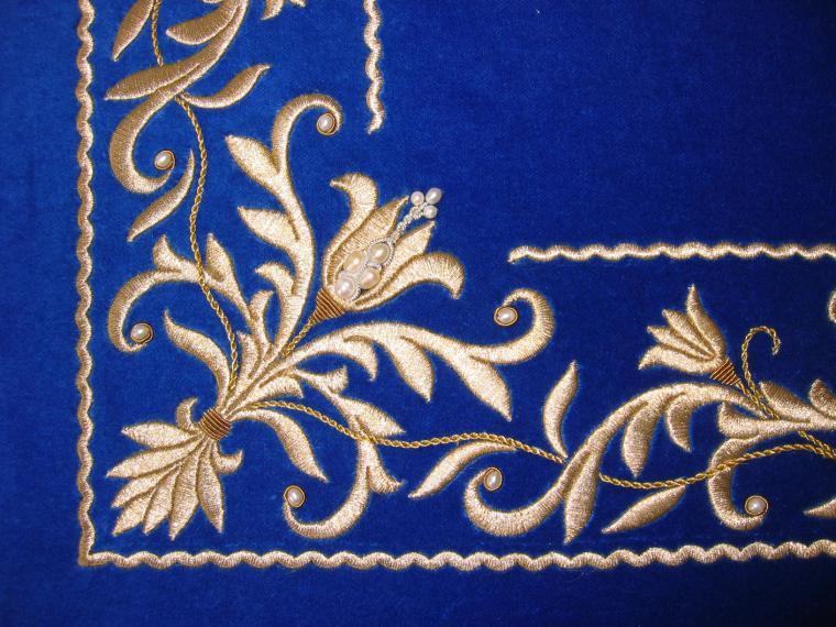 Вышивки для покровцов